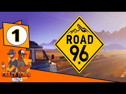 Mystery Man | Road 96 | Ep 1 | Crazy Town Gaming |
