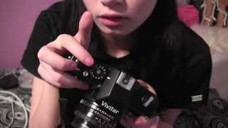 bracketing and metering with your vivitar v3800n