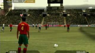 UEFA Euro 2004: Portugal Xbox Gameplay