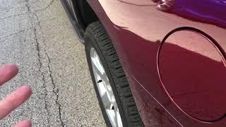 Chevrolet Tahoe – how to open fuel door/gas cap