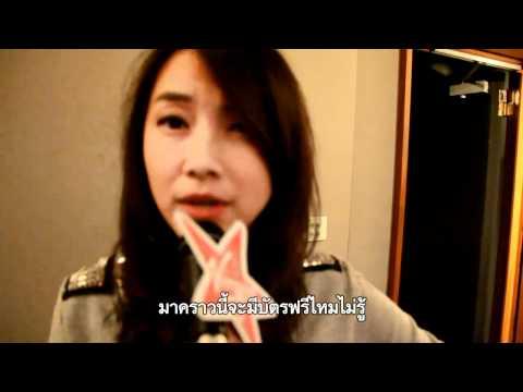 [Eng Sub] Yoochun.. Thai song Parody by Pound & Aon
