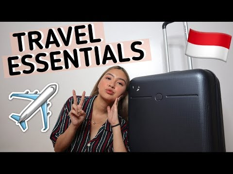 WHAT'S INSIDE MY LUGGAGE! (GOING TO BALI!!) | Rei Germar