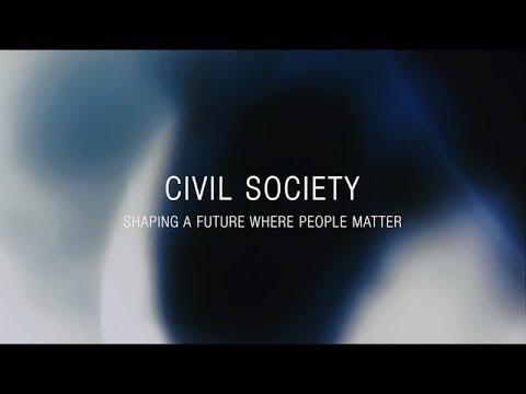 Civil Society | Shaping A Future Where People Matter
