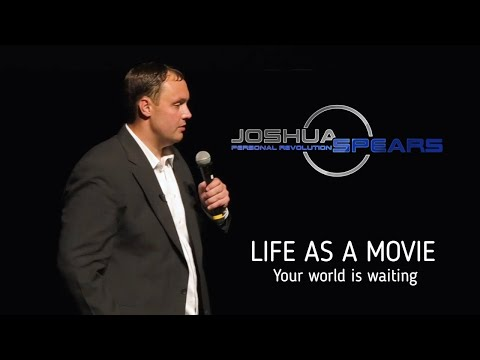 Joshua Spears: Life as a movie