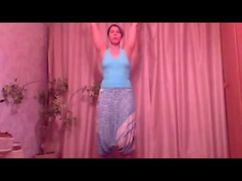 Динамическая медитация Ошо (классический вариант)