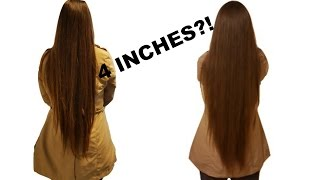 How Grow Your Hair Inches One Month Closed Giveaway