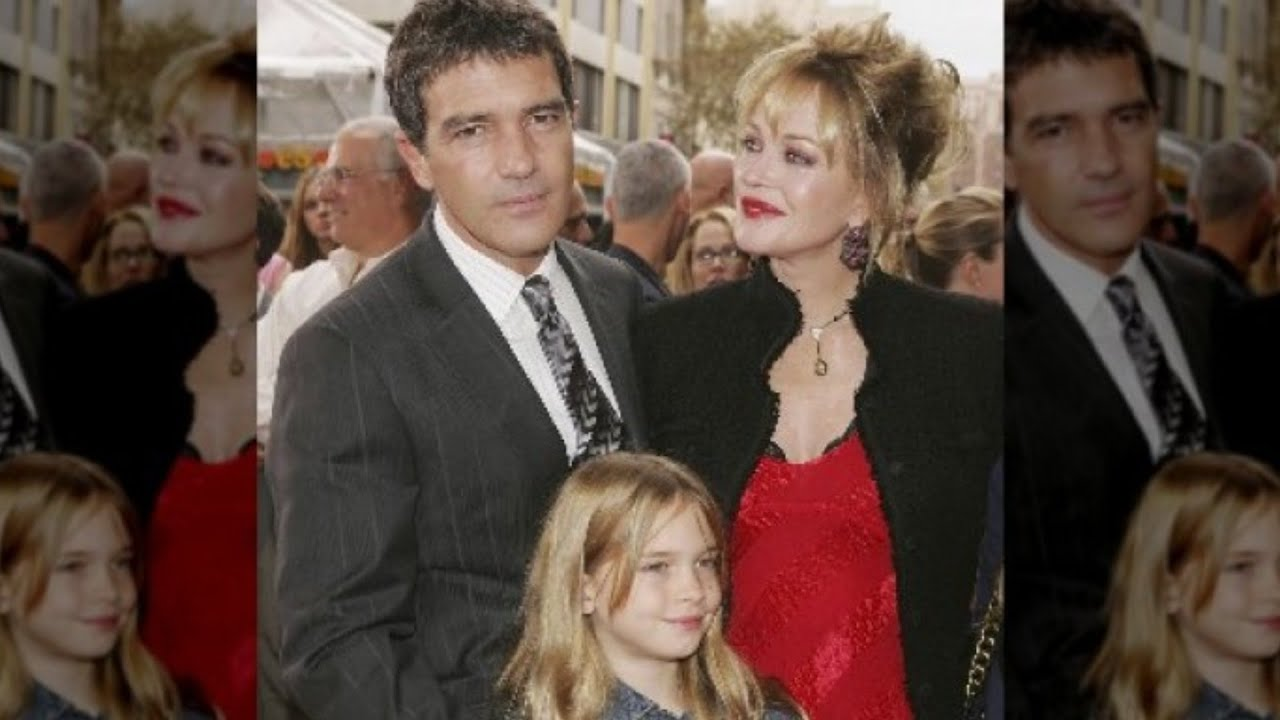 Antonio Banderas' Daughter Grew Up To Be Absolutely Gorgeous