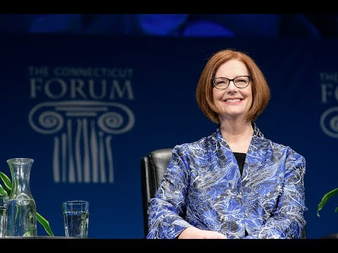 Prime Minister Julia Gillard Discusses her Famous Misogyny Speech