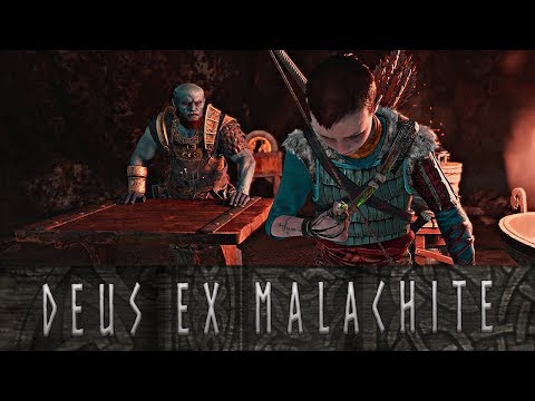 God Of War - Sidequest: Deus Ex Malachite // Saving Andvari