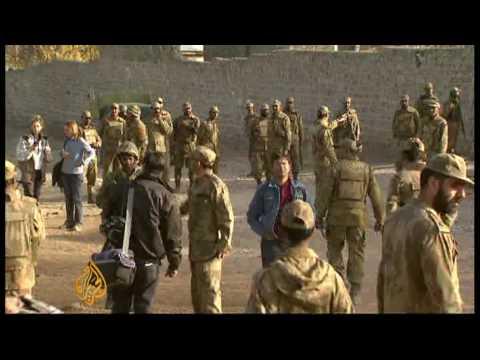 Pakistan's army 'making progress in South Waziristan' - 17 Nov 09