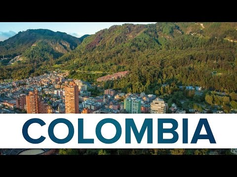 Top 10 Facts - Colombia // Top Facts
