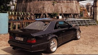 Mercedes-Benz 320CE w124 Wide Project Full Reborn