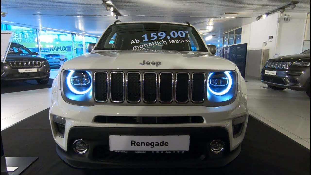 New Jeep Renegade >> 2019 New Jeep Renegade Exterior And Interior