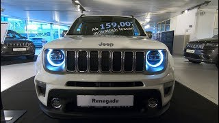2019 New Jeep Renegade Exterior and Interior
