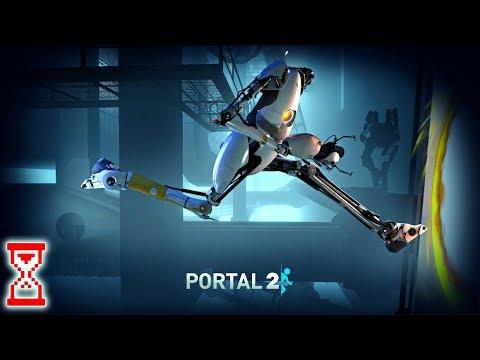 Стрим Вторая часть прохождения Портала 2  | Portal 2