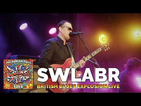 "Joe Bonamassa ""SWLABR"" British Blues Explosion Live"