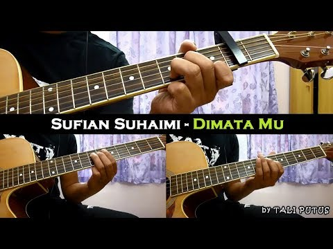 Sufian Suhaimi - Dimata Mu (Instrumental/Full Acoustic/Guitar Cover)