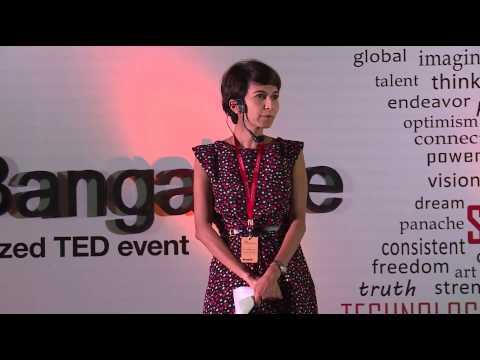 Discovering your 3rd dimension: Vaishali Kasture at TEDxNMIMSBangalore