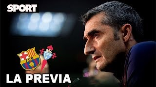 RUEDA DE PRENSA DE VALVERDE 🎙 FC BARCELONA - CELTA: