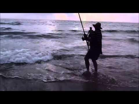 ANGOLA 2012. FISHING. LANIE & NARDUS