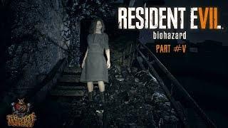 Resident Evil 7 (Madhouse) Part #5 Прохождение с озвучкой и со всеми предметами (100%)