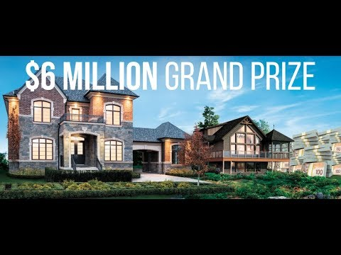 2018 Princess Margaret HOME LOTTERY! $6 MILLION GRAND PRIZE!!!!! 103 Carmichael Cres. King City