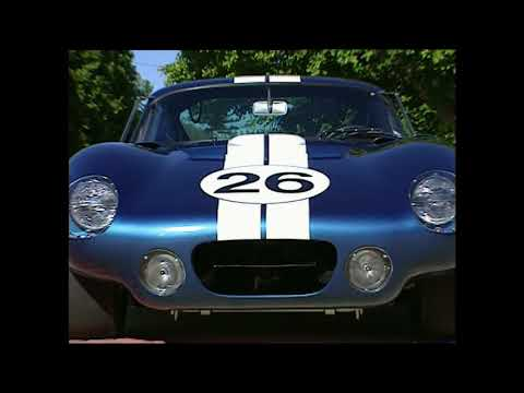 Great Cars: COBRA - Carrol Shelby's Dream Car