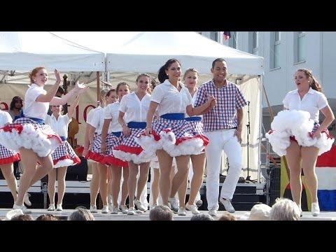 USA-08 @ Billingham International Folklore Festival 2015
