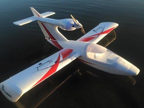 Dynam Seawind 48' Sea Plane Flight Review   Doovi  Swaneptune