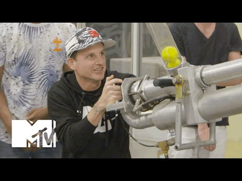 Fantasy Factory | 'Rob Goldberg Machine' Official Sneak Peek | MTV