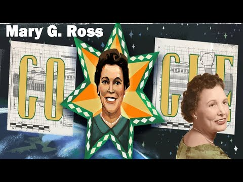 Google Doodle Honors Native American Engineer Mary G. Ross