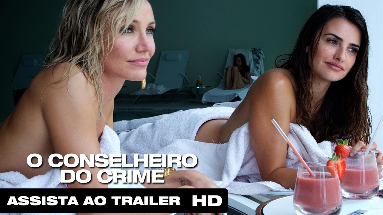 O Conselheiro do Crime - Segundo trailer legendado