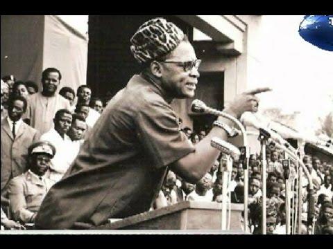 MENYA IMBWIRWA RUHAME YA Mobutu Sese Seko ITAZIBAGIRANA MUMATEKA Y