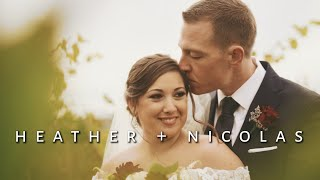 Heather + Nicolas CINEMATIC WEDDING FILM