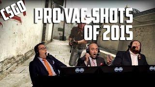 CSGO - Pro VAC-Shots of 2015