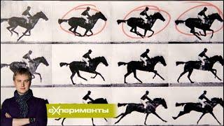 Скоростные камеры. Прошлое и современность | ЕХперименты с Антоном Войцеховским
