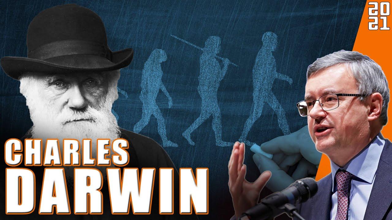Charles Darwin - Alessandro Barbero (2021)