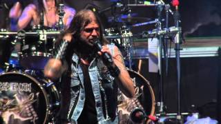 ICED EARTH - V (Live In Ancient Kourion)