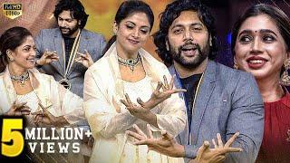 Jayam Ravi - Nadhiya recreate the Epic Cute reel mom & son dance moves! Aarthi's Priceless Reactions