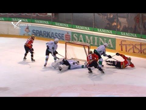 VEU Feldkirch vs. HK Olimpija Ljubljana - HIGHLIGHTS