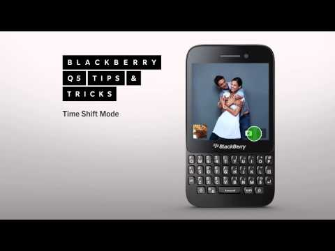 BlackBerry Q5 Tips And Tricks - Apps And Media