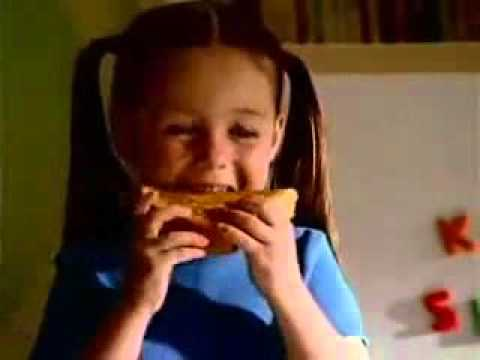Kraft Singles Commercial with Alyssa Shafer 2