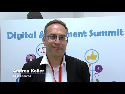 Digital&Payment Summit 2017 - L'intervista ad Andrea Keller- Edenred