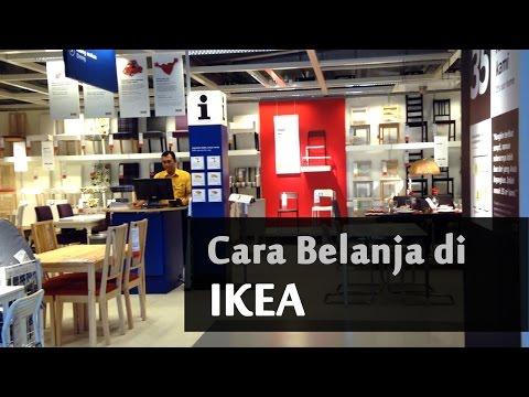 Cara Belanja di IKEA