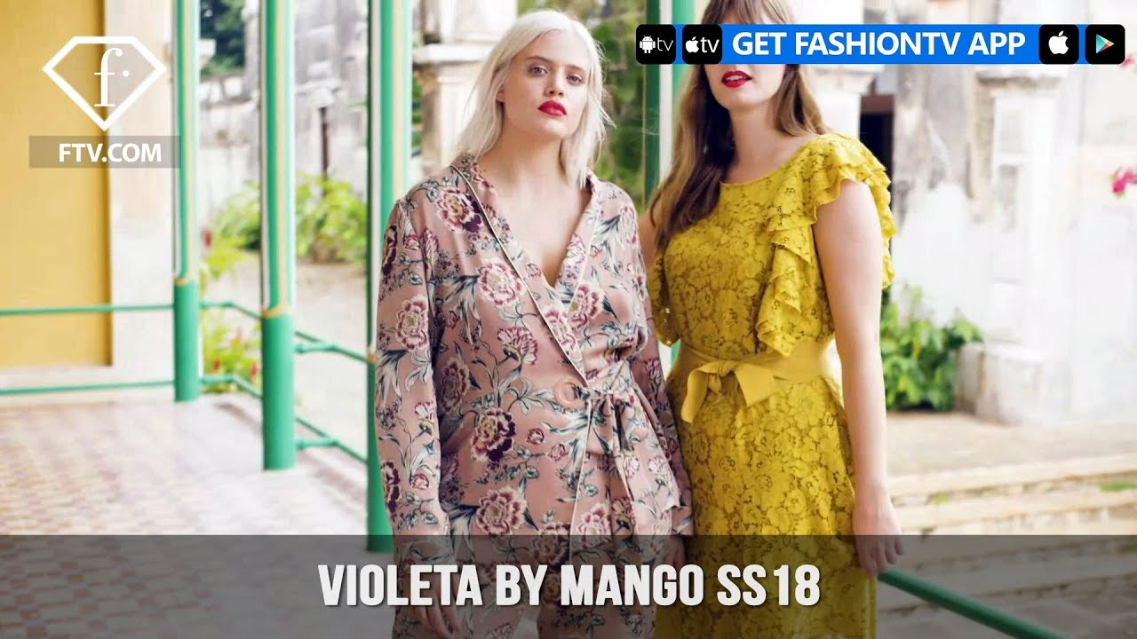 Fashion style Mango by violeta spring summer lookbook for lady