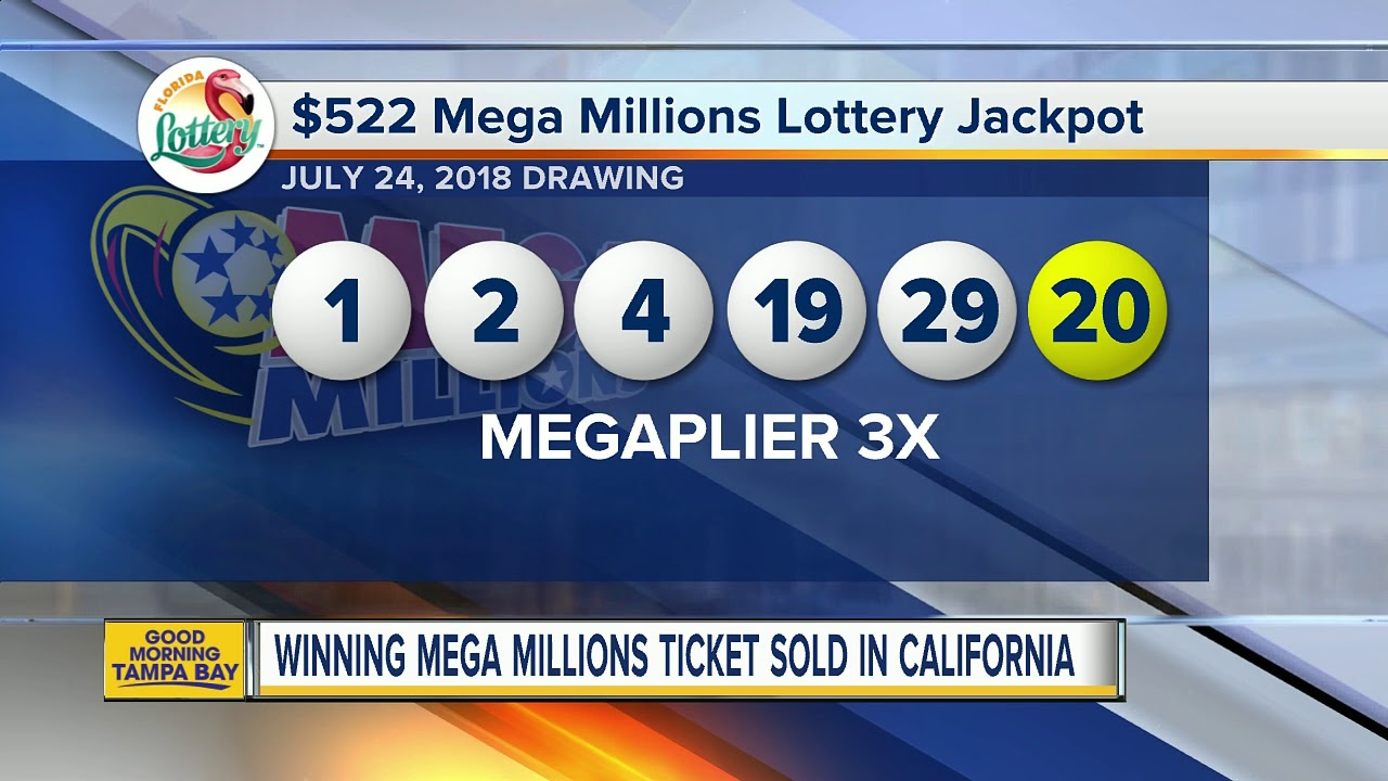 This Is Where the $522 Million Winning Mega Millions Ticket Was Won