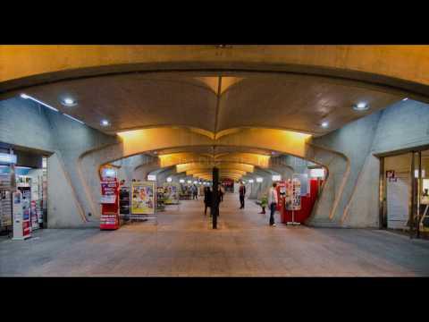 Stadelhofen train station Zurich