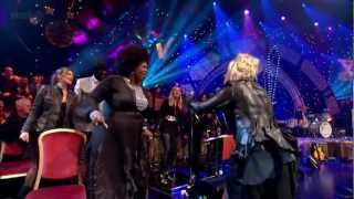 Cyndi Lauper - Girls Just Want To Have Fun (Jools Annual Hootenanny 2012) HD 720p