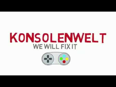 Konsolenwelt Berlin, Reparaturservice | Werbevideo | 2019