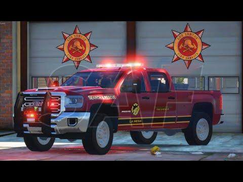 SA'F LIVE #11 - New Masks & GMC Command Truck! | GTA V RP